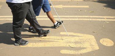 Dia Nacional de luta das pessoas com deficiencia