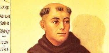 Padre Antônio Soler, compositor espanhol