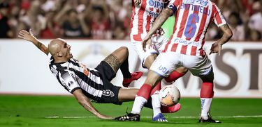 Unión Santa Fé 3 x 0 Atlético-MG