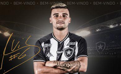 Victor Luís, lateral-esquerdo, Botafogo
