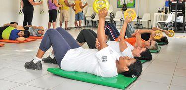 Programa da prefeitura de Belo Horizonte inclui incentivo a atividades físicas
