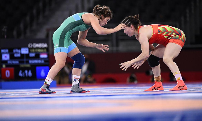 Laís Nunes, wrestling, tóquio 2020, olimpíada