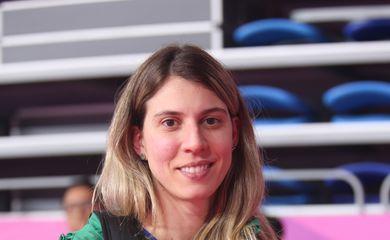 Natalia Falavigna. Taekwondo nos Jogos Pan-Americanos Lima 2019. Local: Callao, em Lima, Peru. Data: 29.07.2019. Crédito obrigatório: Abelardo Mendes Jr/ rededoesporte.gov.br