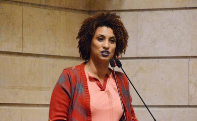 Vereadora Marielle Franco, do PSOL do Rio de Janeiro, foi assassinada em 14 de março de 2018