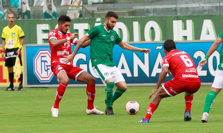 Goiás vence Vila Nova por 1 a 0