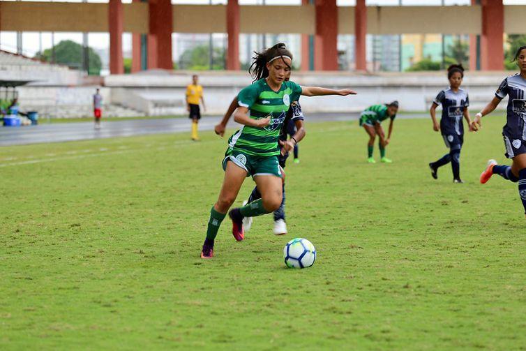 Campeonato Brasileiro Feminino Sub-18: Iranduba x Pinheirense Créditos: Laura Zago