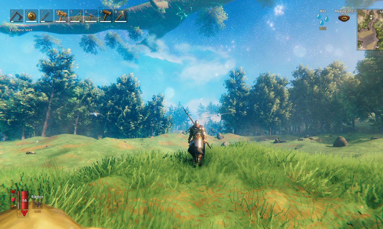 game Valheim - jogos eletrônicos - game - coluna - esports