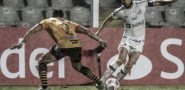 Santos 0 x 2 Barcelona-EQU