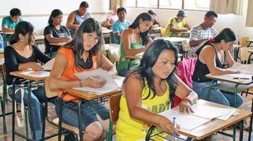 Indígenas em Rondônia  Ensino e Superior