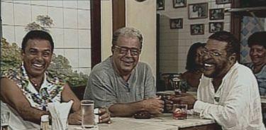 No Butiquim do Martinho: Paulinho Mocidade canta com Martinho da Vila