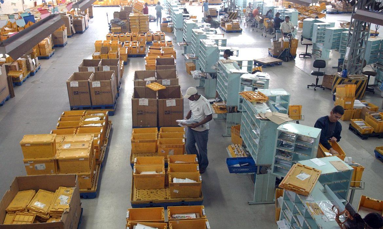 Centro de Distribuição dos Correios - Elza Fiuza-Arquivo Agência Brasil