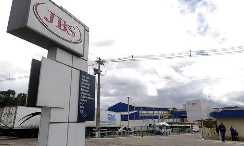 Sede da JBS no município de Lapa no Paraná Reuters/Ueslei Marcelino