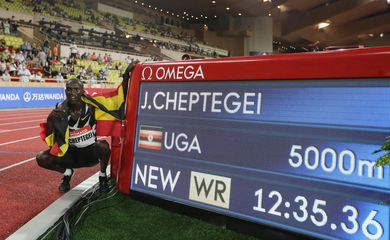 Joshua Cheptegei, diamond league, atletismo