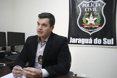 Para titular da Delegacia de Proteção à Criança, ao Adolescente, à Mulher e ao Idoso, Leandro Mioto, houve aumento das denúncias de estupro em Jaraguá do Sul