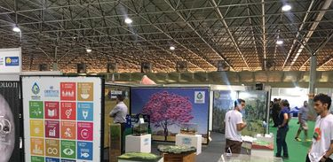 Stand do Brasília Ambiental
