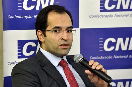 João Emílio Gonçalves, gerente-executivo de Política Industrial da CNI.