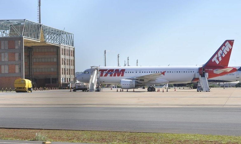 Avião da TAM Arquivo/Agência Brasil