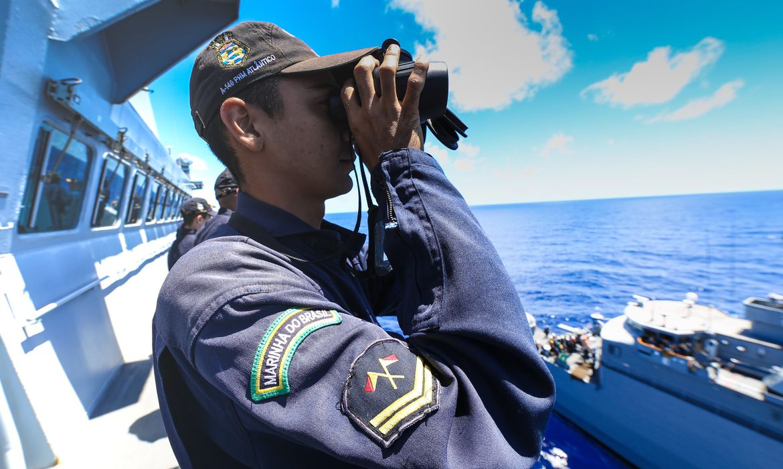 Fiscalização da Marinha do Brasil