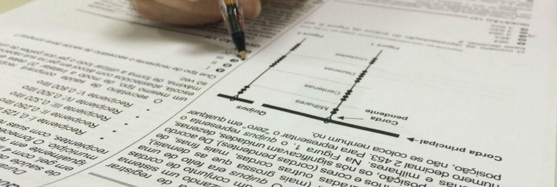 A edição de 2014 do Enem para Pessoas Privadas de Liberdade teve 38.101 inscritos