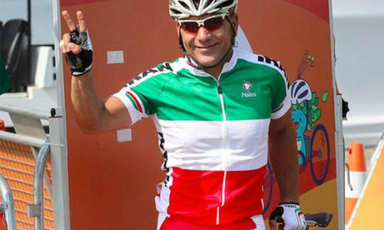 O atleta iraniano Bahman Golbarnezhad, 48 anos, morreu após acidente durante a prova de ciclismo de estrada C4-5 dos Jogos Paraolímpicos Rio 2016