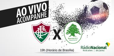 Fluminense x Boavista
