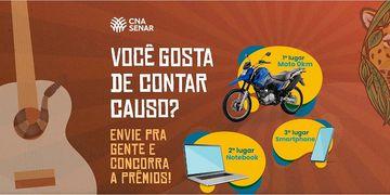 Melhores contadores de causos do Brasil serão premiados em concurso
