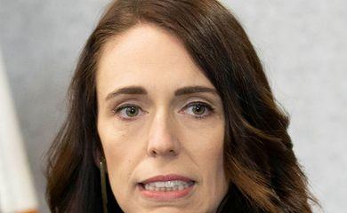 Primeira ministra da Nova Zelândia, Jacinda Arden