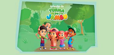 As Lendas da Turma do Jambu