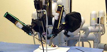 Robô cirurgião para laparoscopia