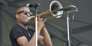 Ouça Trombone Shorty no Jazz Livre!