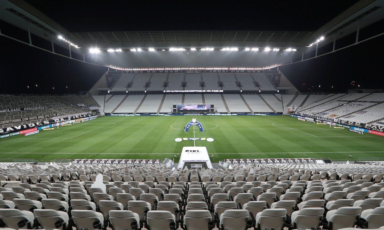 Arena Corinthians passa a se chamar Neo Química Arena
