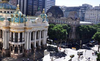 Theatro Municipal do Rio de Janeiro (Divulgação/Riotur)