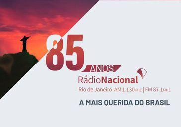 85 anos da Rádio Nacional do Rio de Janeiro