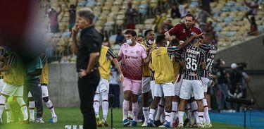 Fluminense 3 x 1 Flamengo