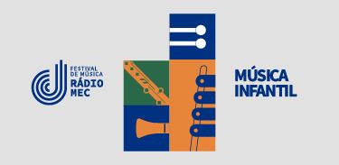 Banner secundário Festival de Música Rádio MEC - final música infantil