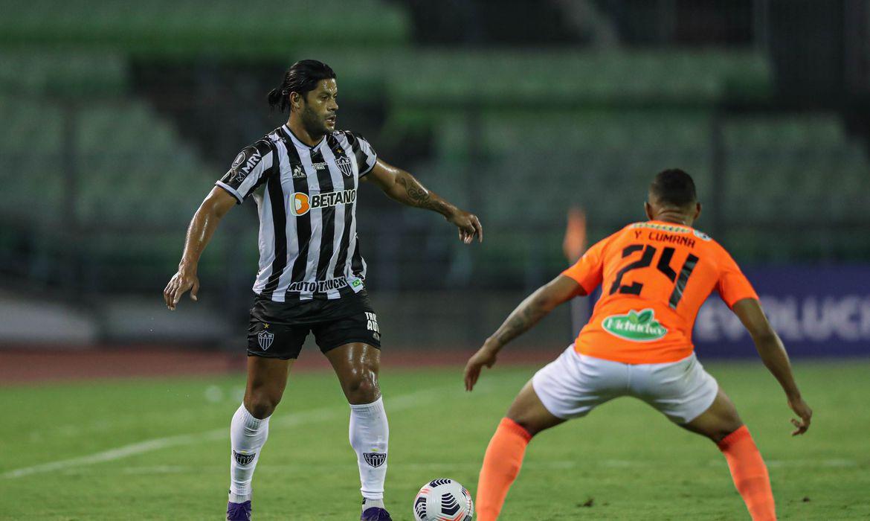 La Guaira, Atlético-MG, Libertadores