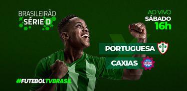 Portuguesa x Caxias