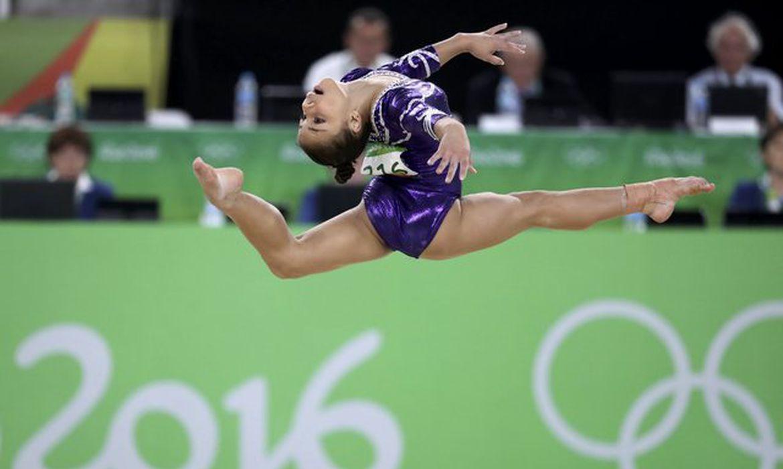 Brasil fica em quarto na ginástica artística