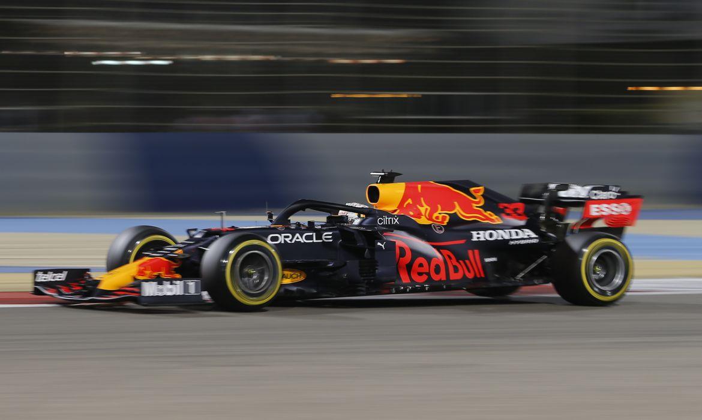 Max Verstappen no GP do Bahein - F1 - Red Bull - Fórmula 1 - piloto