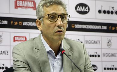 Alexandre Campello, presidente do Vasco,