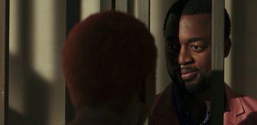 Joel visita Margarita na prisão