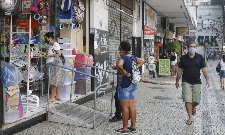 Comércio de rua e salões de beleza reabrem antecipadamente com autorização da Prefeitura da Cidade do Rio de Janeiro