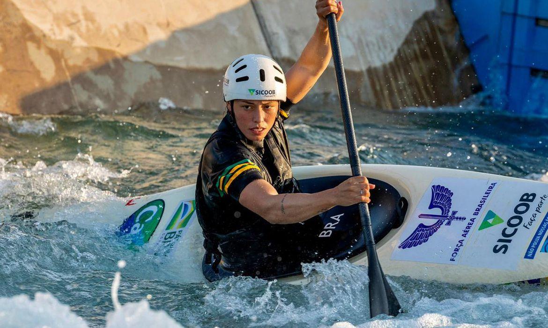 Ana Sátila, canoagem slalom, atleta militar, olimpíada, tóquio 2020
