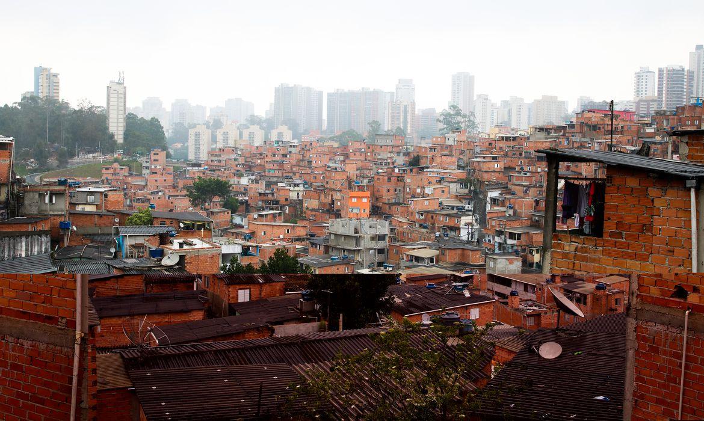 Comunidade de Paraisópolis.