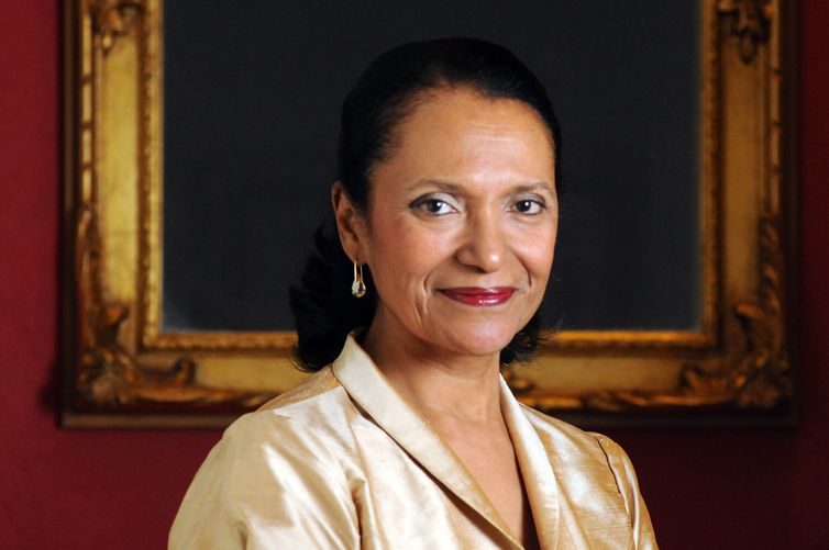 Pesquisadora Ligia Fonseca Ferreira