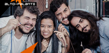 Banda Taboo é destaque no programa Alto-Falante