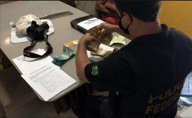 A Polícia Federal em Alagoas deflagrou na manhã de hoje (05) a Operação Garapeiros