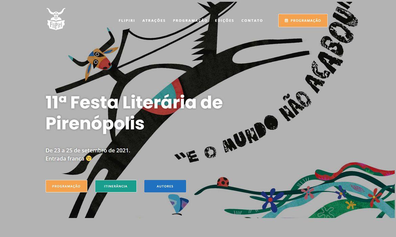Feira Literária de Pirenópolis