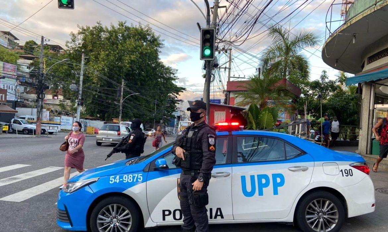 Polícia Militar do Estado do Rio de Janeiro, patrulha, policiamento