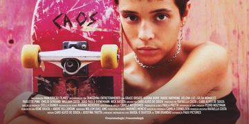 """Meu nome é Bagdá"" protagonizado por garotas skatistas chega aos cinemas"